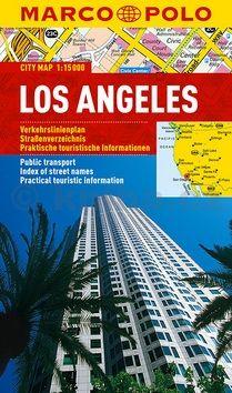 Los Angeles - lamino MD 1:15 000 cena od 160 Kč