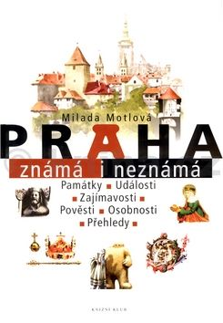 Jan Maget Praha známá i neznámá cena od 214 Kč