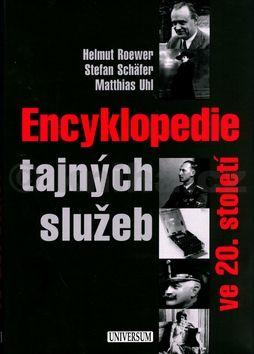 Helmut Roewer Encyklopedie tajných služeb ve 20. století cena od 539 Kč