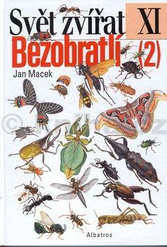 Jan Macek Bezobratlí (2) cena od 398 Kč