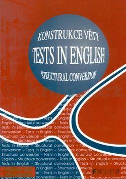 Mariusz Misztal Tests in English Structural conversion cena od 99 Kč