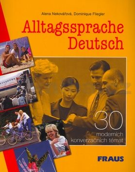 Alena Nekovářová Alltagssprache Deutsch cena od 287 Kč