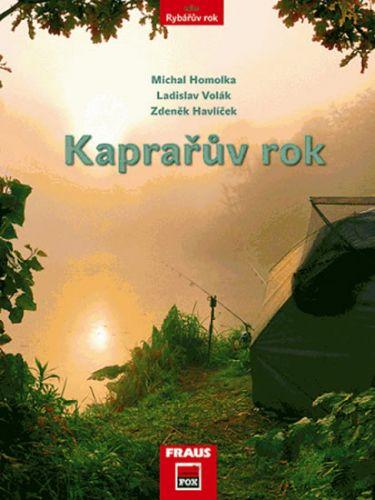 Homolka Michal, Kolektiv: Kaprařův rok cena od 275 Kč