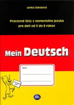 Lenka Sokolová Mein Deutsch cena od 105 Kč