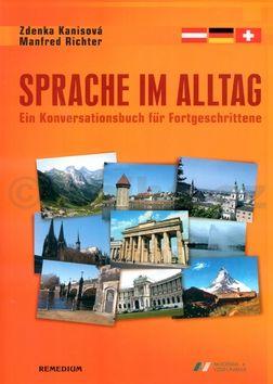 Manfred Richter Sprache im Alltag cena od 282 Kč