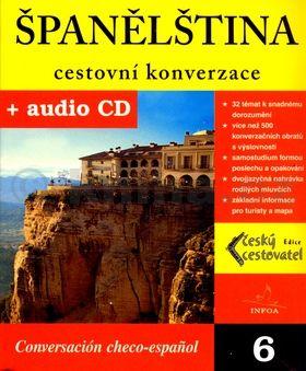 Španělština cest.konverzace + CD cena od 188 Kč