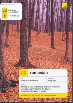 Romanian Book + CD cena od 896 Kč