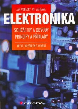 Jan Vobecký: Elektronika cena od 248 Kč