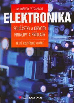 Jan Vobecký, Vít Záhlava: Elektronika cena od 253 Kč