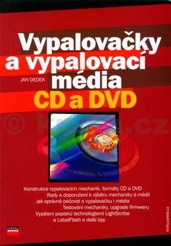 Jan Dedek Vypalovačky a vypalovací média CD a DVD cena od 201 Kč