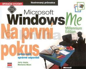 Jerry Joyce Microsoft Windows Me Na první pokus cena od 244 Kč