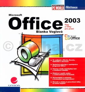 Blanka Voglová Micorosft Office 2003 cena od 187 Kč