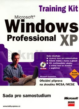 XXL obrazek Microsoft Windows XP Professional