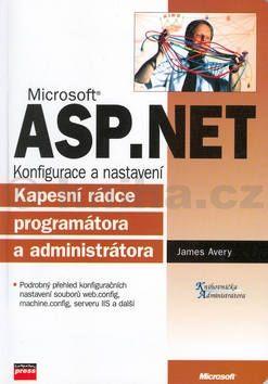 James Avery Microsoft ASP.NET cena od 303 Kč
