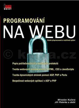 Jiří Peterka Programování na webu cena od 512 Kč