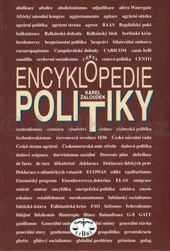 Karel Žaloudek Encyklopedie politiky cena od 215 Kč