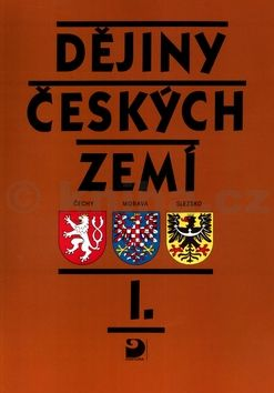 Josef Harna Dějiny českých zemí I. cena od 190 Kč