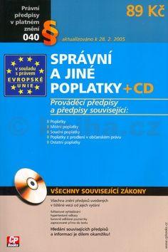 Jaroslav Leks: Správní a jiné poplatky + CD cena od 76 Kč
