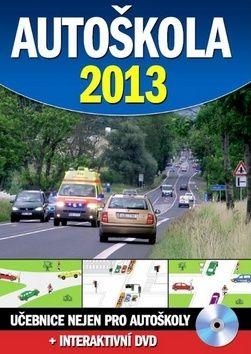 Autoškola 2013 + interaktivní DVD cena od 183 Kč