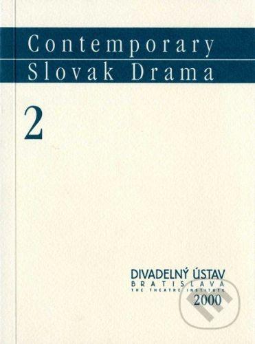 Divadelný ústav Contemporary Slovak Drama 2 - Juraj Šebesta cena od 104 Kč