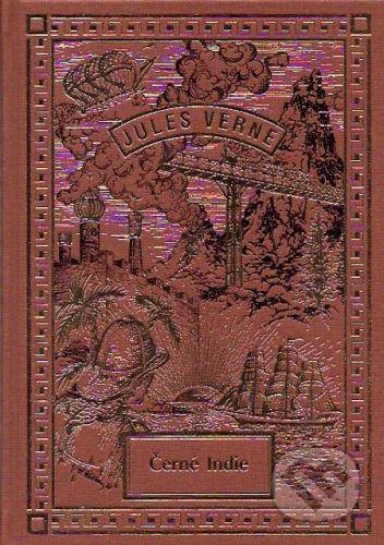 Návrat Černé Indie - Jules Verne cena od 218 Kč