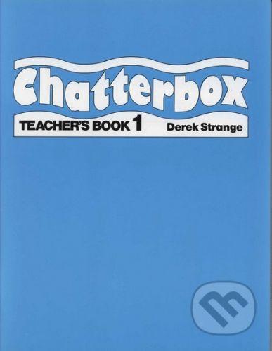 Oxford University Press Chatterbox 1 - Teacher's Book - Derek Strange cena od 282 Kč