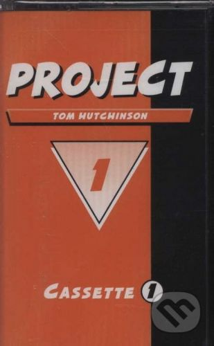 Oxford University Press Project 1 - Cassettes - Tom Hutchinson cena od 125 Kč