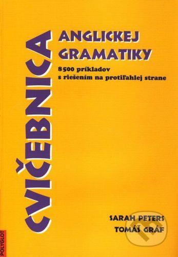 Polyglot Cvičebnica anglickej gramatiky - Sarah Peters, Tomáš Gráf cena od 388 Kč