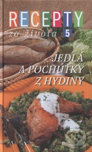 RINGIER Slovakia Recepty zo Života 5 - Koletív autorov cena od 225 Kč