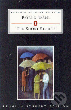 Penguin Books Ten Short Stories - Roald Dahl cena od 206 Kč