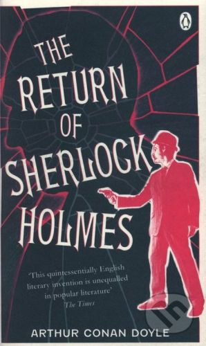 Penguin Books The Return of Sherlock Holmes - Arthur Conan Doyle cena od 226 Kč