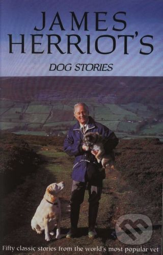 Pan Books Dog Stories - James Herriot cena od 372 Kč