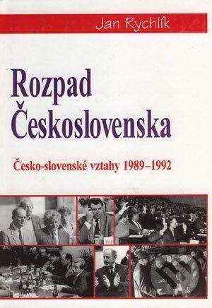 AEPress Rozpad Československa - Jan Rychlík cena od 418 Kč