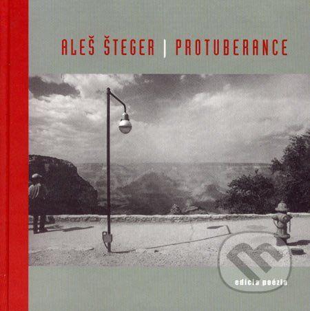 Drewo a srd Protuberance - Aleš Šteger cena od 88 Kč