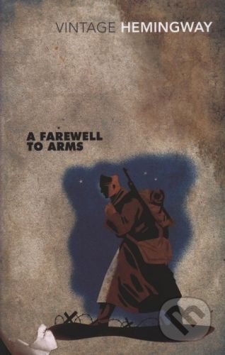 Vintage A Farewell to Arms - Ernest Hemingway cena od 230 Kč