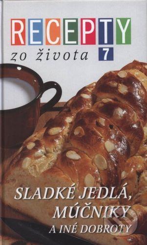 RINGIER Slovakia Recepty zo Života 7 - Kolektív autorov cena od 274 Kč