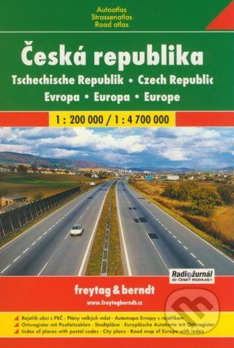 Česká republika/spirála cena od 184 Kč
