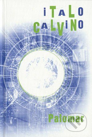 Drewo a srd Palomar - Italo Calvino cena od 161 Kč