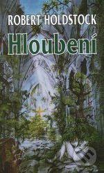 Polaris Hloubení - Robert Holdstock cena od 180 Kč