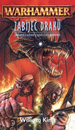 William King: Warhammer: Zabíječ draků cena od 187 Kč