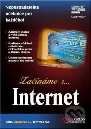 SoftPress Začínáme s… Internet - Mary Lojkine cena od 144 Kč