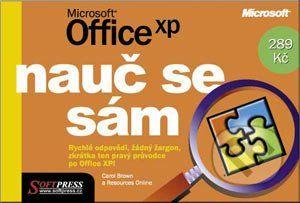 SoftPress Nauč se sám Microsoft Office XP - Carol Brown a Resources Online cena od 198 Kč
