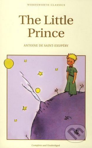 Saint-Exupery, A de: Little Prince [Le Petit Prince] cena od 66 Kč