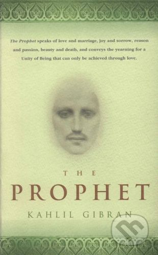 XXL obrazek Arrow Books The Prophet - Kahlil Gibran