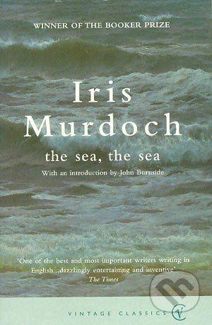 Vintage The Sea, The Sea - Iris Murdoch cena od 326 Kč