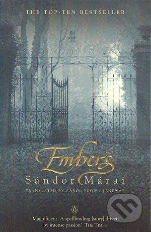 Penguin Books Embers - Sándor Márai cena od 297 Kč