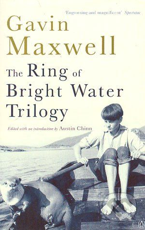 Penguin Books The Right of bright water trilogy - Gavin Maxwell cena od 381 Kč