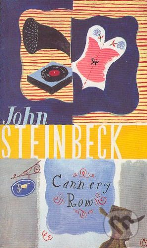 Steinbeck John: Cannery row cena od 135 Kč