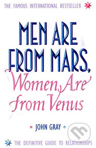 Element Men are from Mars, Women are from Venus - John Gray cena od 293 Kč