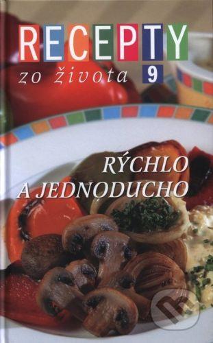 RINGIER Slovakia Recepty zo Života 9 - Kolektív autorov cena od 229 Kč
